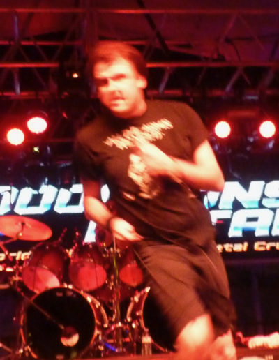Napalm Death – 70000 Tons Of Metal Cruise 2019